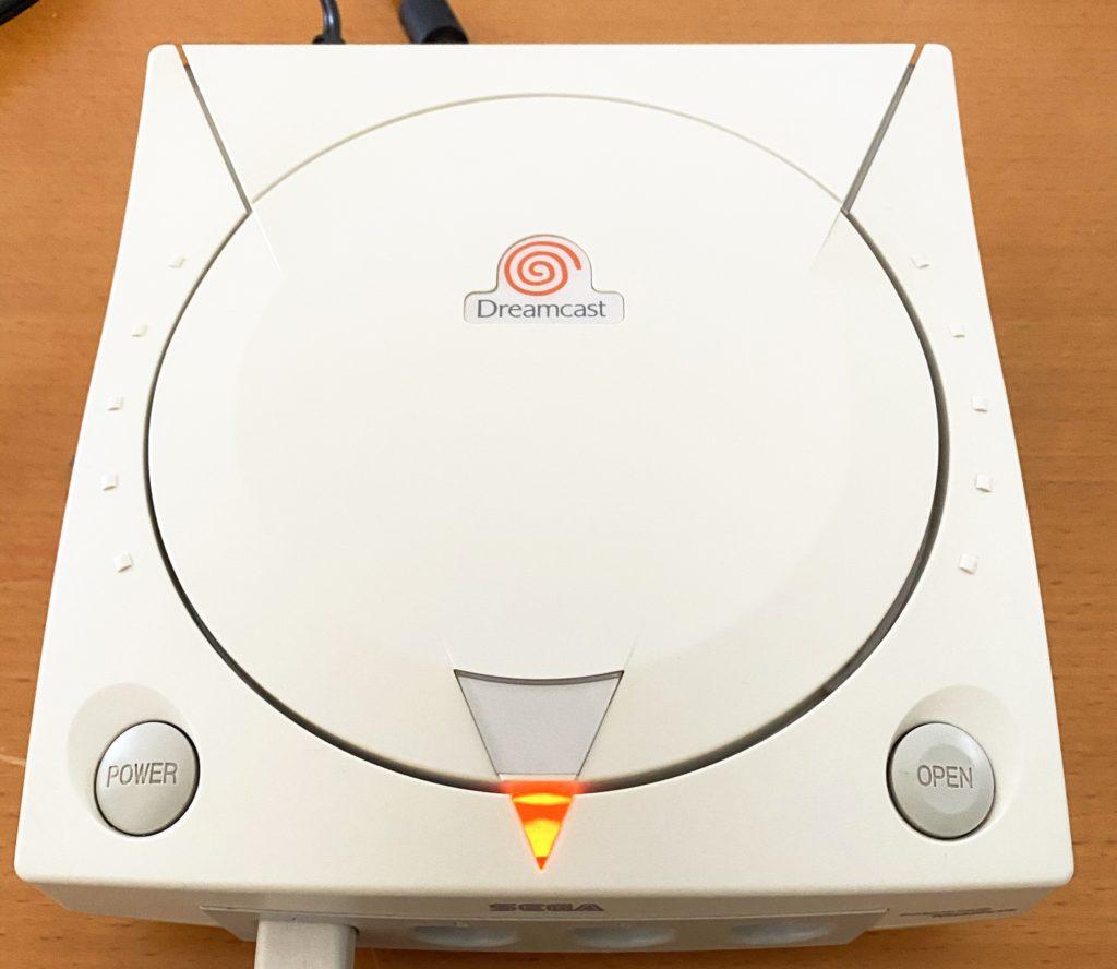 Dreamcast始動